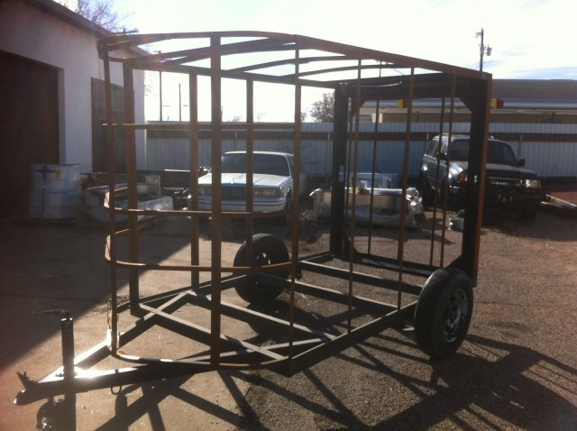2083- Pace Trailer Frames – Several Sizes | Charlie Boiles Auto Sales