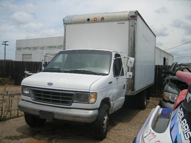 1065 1996 ford e350 box truck charlie boiles auto sales. Black Bedroom Furniture Sets. Home Design Ideas